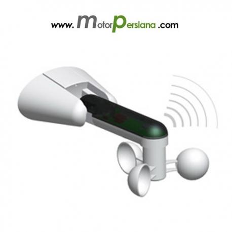 Sensor viento y sol via radio for Sensor de viento